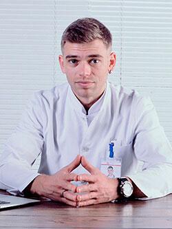 Флеболог Барабой Константин Викторович
